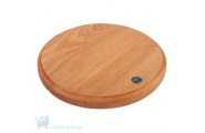 cheese pate board rimu wood with paua
