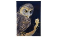 Morepork - Medium Art Block
