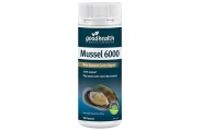 Mussel 6000 - New Zealand Green Lipped - Good health - 100 Capsules