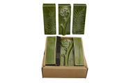 Silver Fern Ceramic Three Piece Set -Main