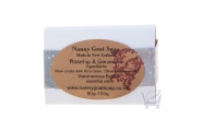 Handmade Goat's Milk Soap with Rosehip and Geranium